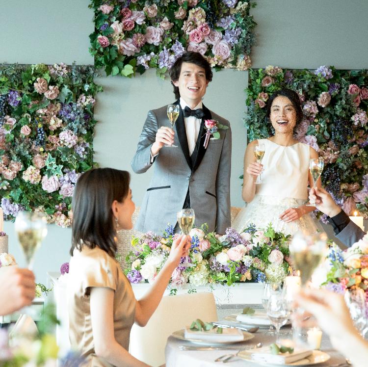 ご結婚式の二次会に!アフターパーティプラン